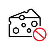 Icon value dairy free